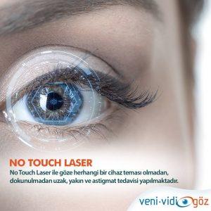 No Touch Lazer Ameliyatı Sonrası