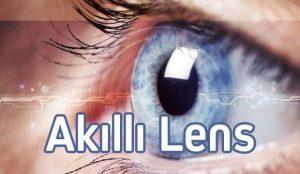 kalıcı akıllı lens