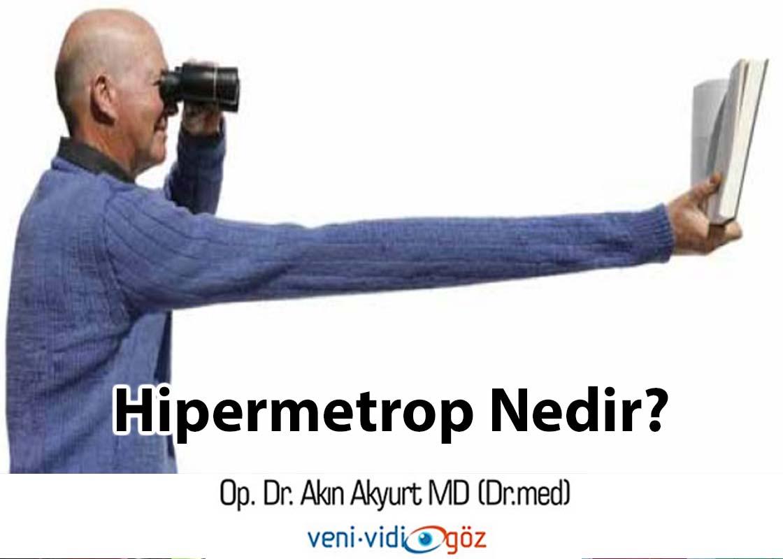 Hipermetrop nedir