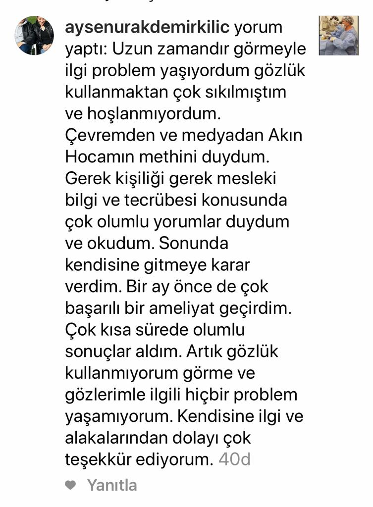 Ayşenur Akdemir Kılıç